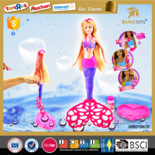 New doll bubble toy model dress up games for girls