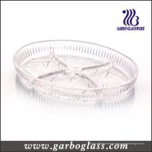 Placa de cristal grande clara (GB1728FZ)