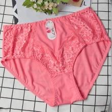 Hot Sexy Transparent lace cotton jersey panties
