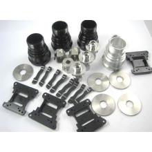 Services de production de pièces en alliage d'aluminium