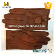 Driving Gloves!!Women Goatskin/Sheepskin Unlined Leather Gloves for Driver