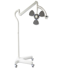 Stand flower shape led light medical exam light