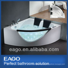 EAGO acrylic massage bathtubs for two person AM199S