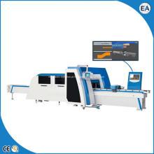 Máquina de perfuração e corte hidráulica para barramentos