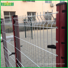 Factory price cheap and fine anti-climb wire mesh fence