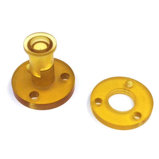 plastic machining parts