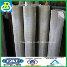 Pantalla de acero inoxidable de bajo carbono / acero inoxidable por metro / (alibaba china)