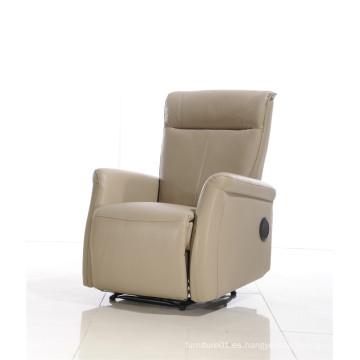 Sofá eléctrico reclinable de los EEUU Sofá del sofá del mecanismo de L & P (C409 #)