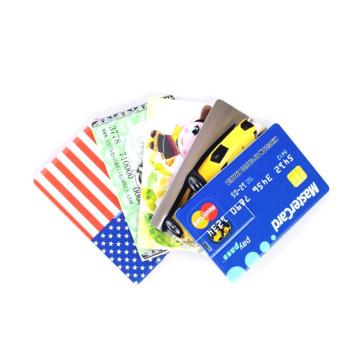 Regalos tarjeta de crédito tarjeta de visita USB Flash Disk