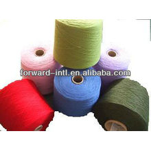 100% cashmere top dyed yarn for machine knitting