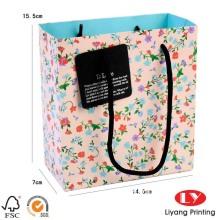 Promotional Custom Design Paper Bags For Shopping