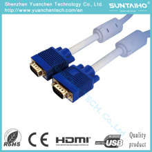 HD 15pins Male to Male VGA Cable for PC
