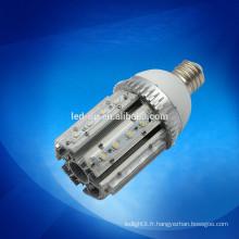 24W lumens haute e40 base led lampes de rechange lampe de rue conduit lampe de rue