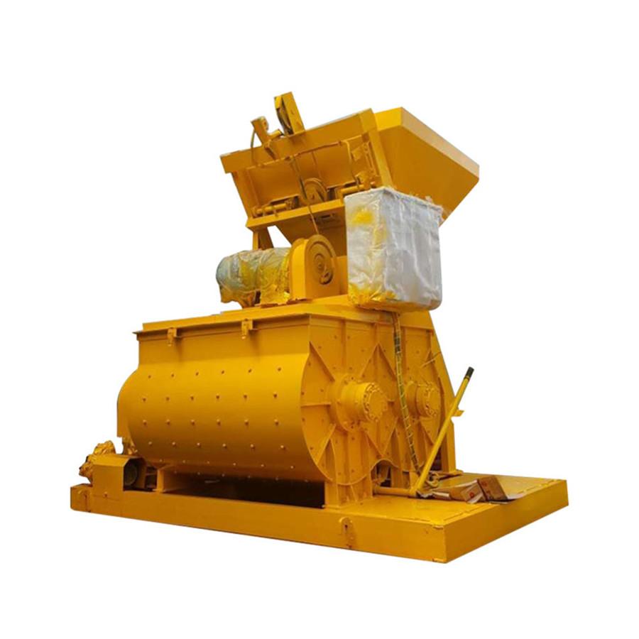 Js500 Concrete Mixer 9