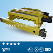 China top manufacture european bridge crane with electric hoist
