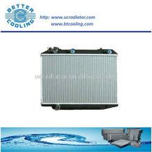 Radiador del sistema de enfriamiento automático para benz