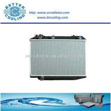 aluminum car radiator for benz