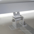 Montage de produits d'énergie solaire de toit plat d'angle fixe de 20kw