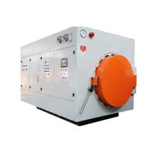 Inversión de la máquina de desparafinado de piezas de automóvil de acero inoxidable oscilante