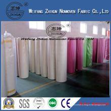 Молестойкий спанбонд нетканые ткани для хозяйственной сумки (100%РР)