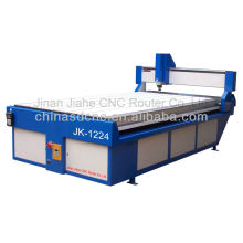 Máquina de grabado de la carpintería del proveedor de China con el motor de Steper para la madera del elefante, haciendo publicidad