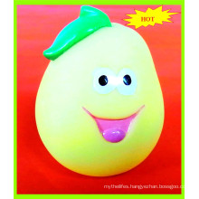 Kids Vinyl Fashion Plastic LED Decoration Light Toy for Promotion