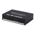 1 X 2 Audio Extractor HDMI Splitter