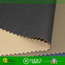 Tissu composé avec le mélange de polyester et de coton pour le vêtement
