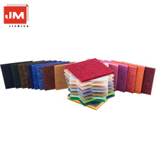 polyester tile board multicolor polyester tile board