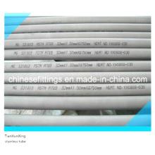 Tuberías de acero inoxidable dúplex ASTM A790 S31803