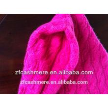 pure mongolian 100% cashmere scarf