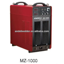 MZ série onduleur DC submergé automatique ARC soudage machine 60-630A