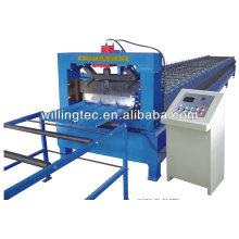 Máquina de formação de rolo de telhado