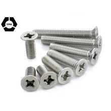 DIN 965 Hex Socket Head Machine Screw