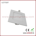 Long Lifespan 4W Square Panel Light/Flat Lighting LC7723t