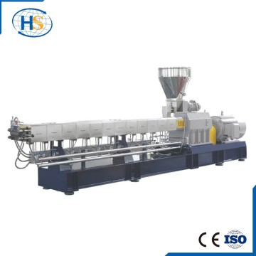 Nanjing Haisi de alta calidad de plástico de plástico Screw Extruder
