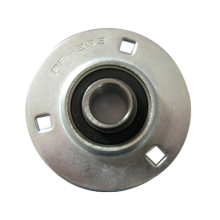 Pressed Steel Housing With Bearings SBPF200 Series