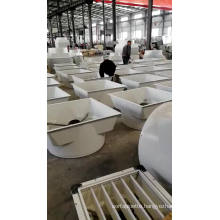 Professional manufacture industrial wall mount frp axial exhaust fan