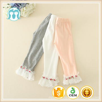 baby girls new trousers wholesale children one piece pants retail factory price