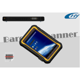 7 inch android barcode scanner RFID tablet