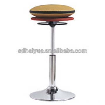 HY3002H Haiyue 2017 Factory Adjustable-Height Active Learning Stool, Red