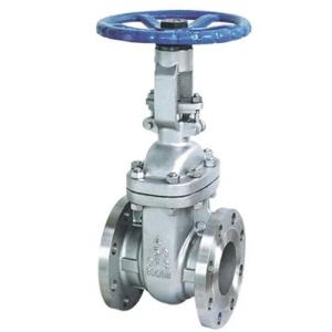 Stainless Steel Flanged Gate Valve API603