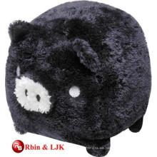 Conozca EN71 y ASTM estándar de cerdo negro peluche