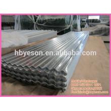 Calibre 26 Chapa de acero laminado en frío galvanizado en caliente