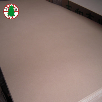 1220x2440mm Poplar Core Plain MDF Board
