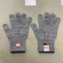 PE/Glass Fiber Cut Resistant Gloves