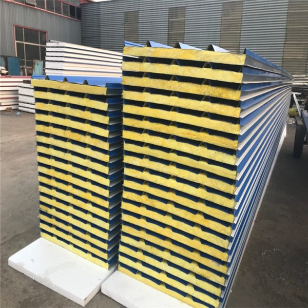 Glasswool Sandwich Panel Price