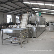 High efficiency full automatic garlic dehydrating machine