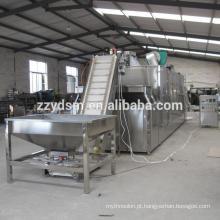 Alta eficiência totalmente automático máquina de desidratação de alho