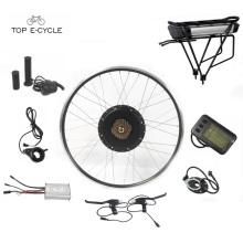 DIY fun 28inch kit de convension de vélo électrique de roue arrière / kit de moteur électrique de vélo